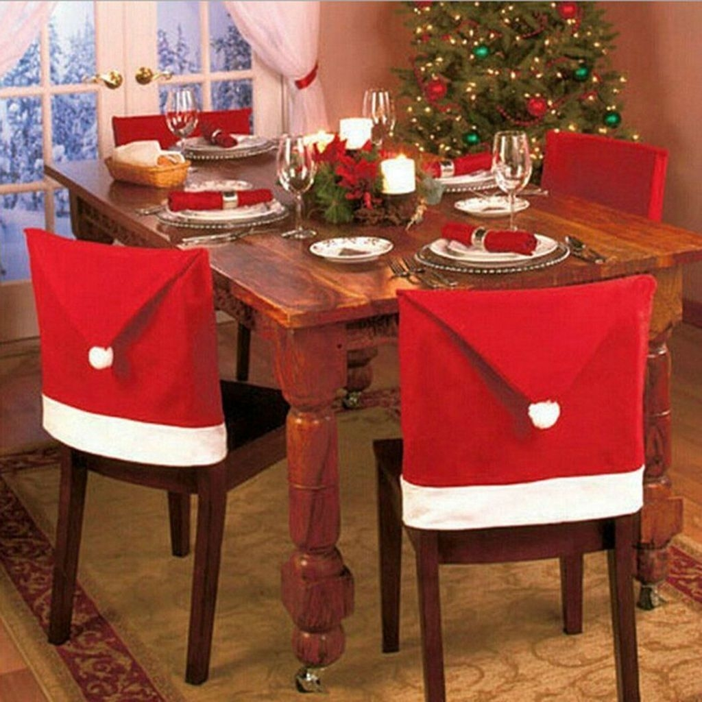 Elegant Table Christmas Decoration Ideas 04