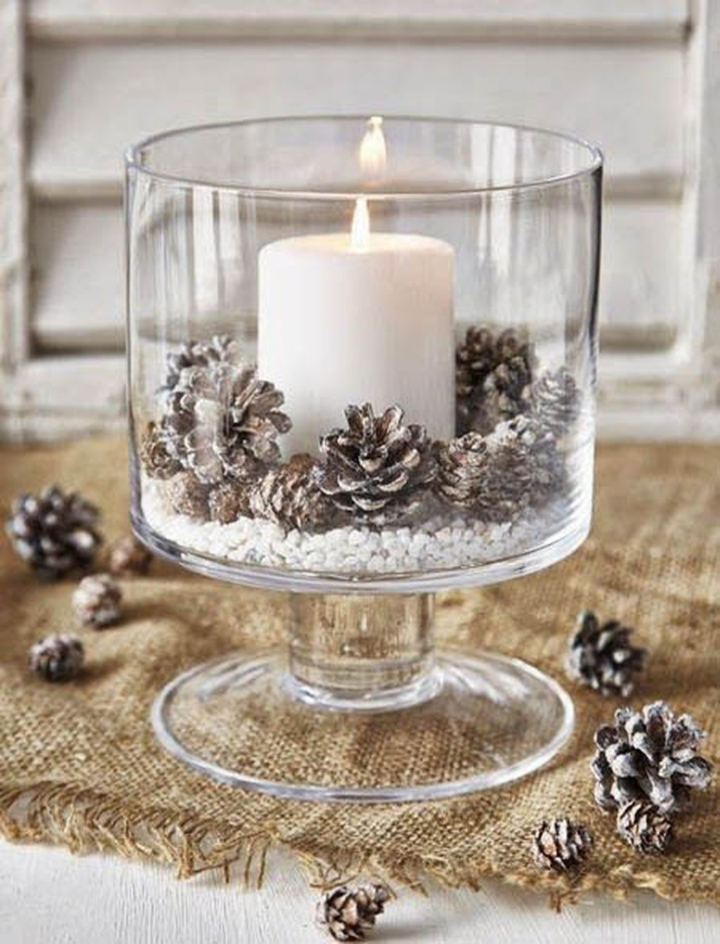 Simple And Easy Christmas Centerpieces Ideas05