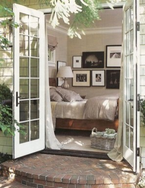 Totally Adorable French Bedroom Decoration Ideas07