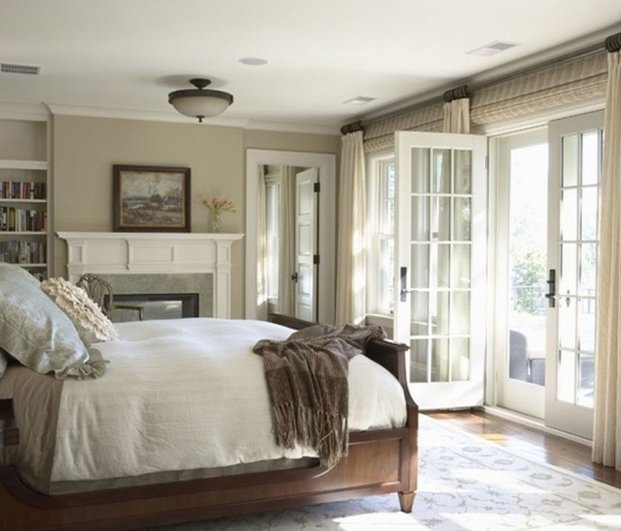 Totally Adorable French Bedroom Decoration Ideas14