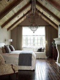 Totally Adorable French Bedroom Decoration Ideas18
