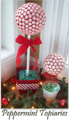 Totally Fun Candy Cane Christmas Decoration Ideas For Your Home07