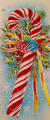 Totally Fun Candy Cane Christmas Decoration Ideas For Your Home15