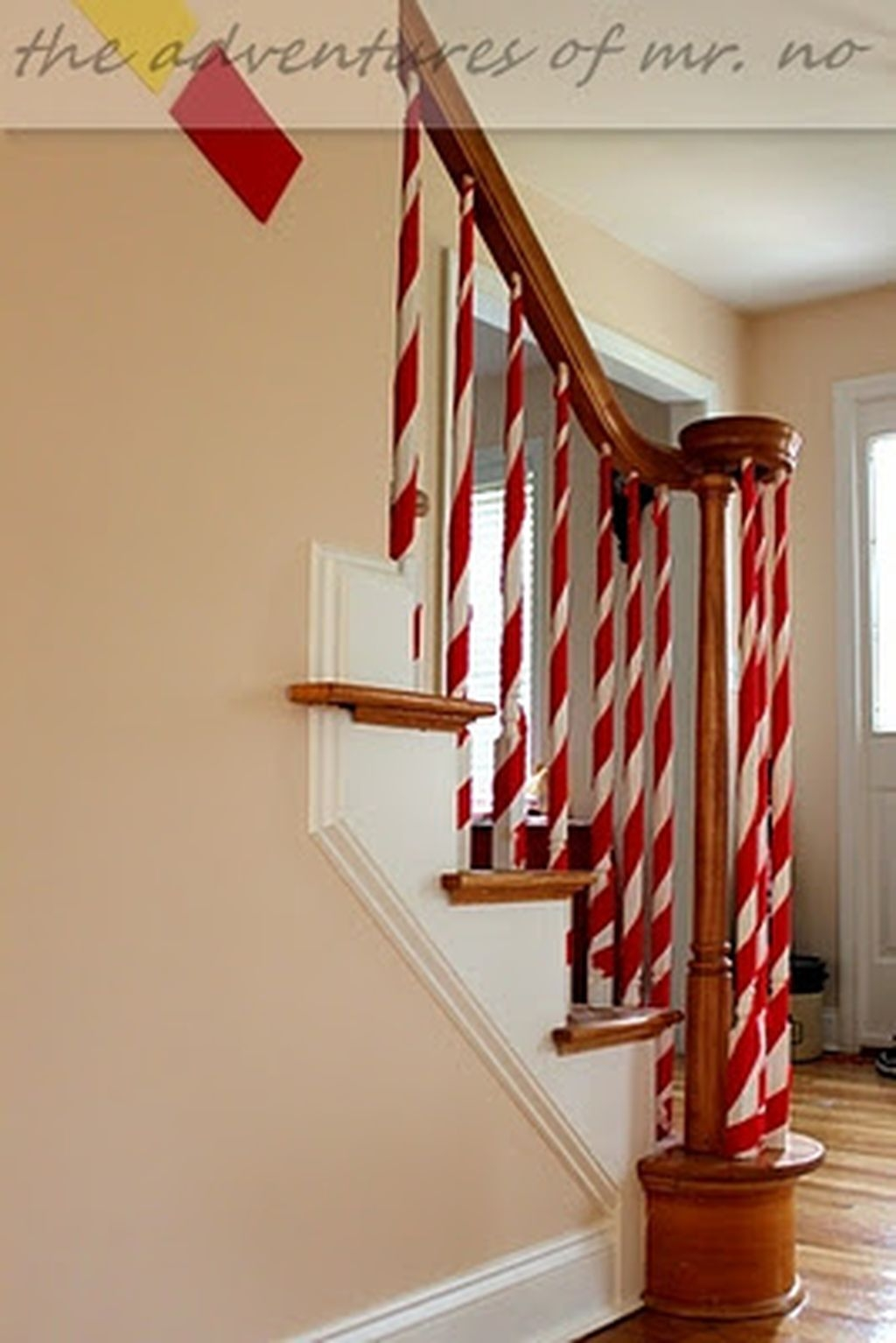 Totally Fun Candy Cane Christmas Decoration Ideas For Your Home16
