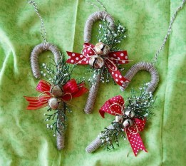 Totally Fun Candy Cane Christmas Decoration Ideas For Your Home23
