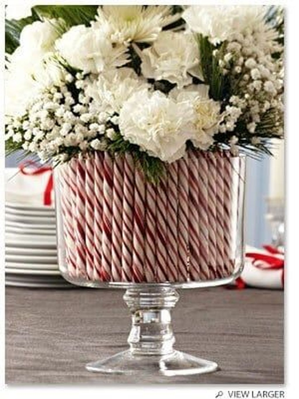 Totally Fun Candy Cane Christmas Decoration Ideas For Your Home37