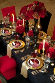 Totally Inspiring Red And Gold Christmas Decoration Ideas 28