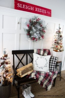 Traditional Christmas Decoration Ideas You Will Totally Love 17