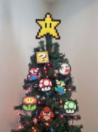 Unique But Inspiring Christmas Tree Toppers Decoration Ideas 11