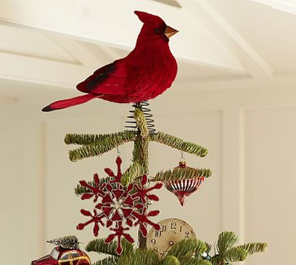 Unique But Inspiring Christmas Tree Toppers Decoration Ideas 12