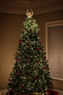 Unique But Inspiring Christmas Tree Toppers Decoration Ideas 22