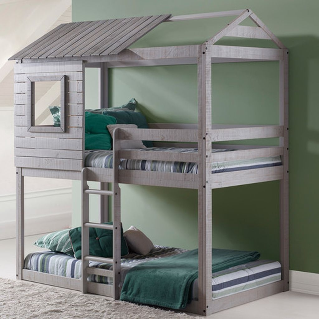 Cool And Functional Built In Bunk Beds Ideas For Kids06