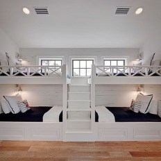 Cool And Functional Built In Bunk Beds Ideas For Kids15