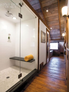 Cool Rustic Modern Bathroom Remodel Ideas 16