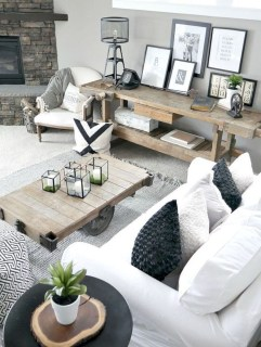 Cozy And Modern Living Room Decoration Ideas 19