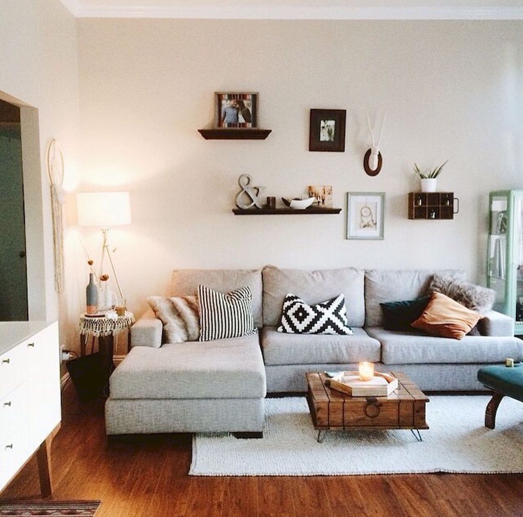 Cozy And Modern Living Room Decoration Ideas 30