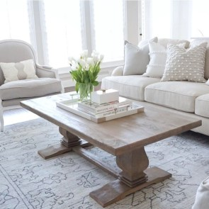 Cozy Neutral Living Room Decoration Ideas 11