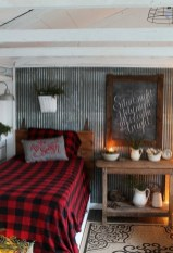 Cozy Plaid Decor Ideas For Christmas 24