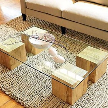 Creative Diy Coffee Table Ideas For Your Home 04