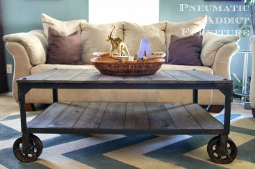 Creative Diy Coffee Table Ideas For Your Home 09