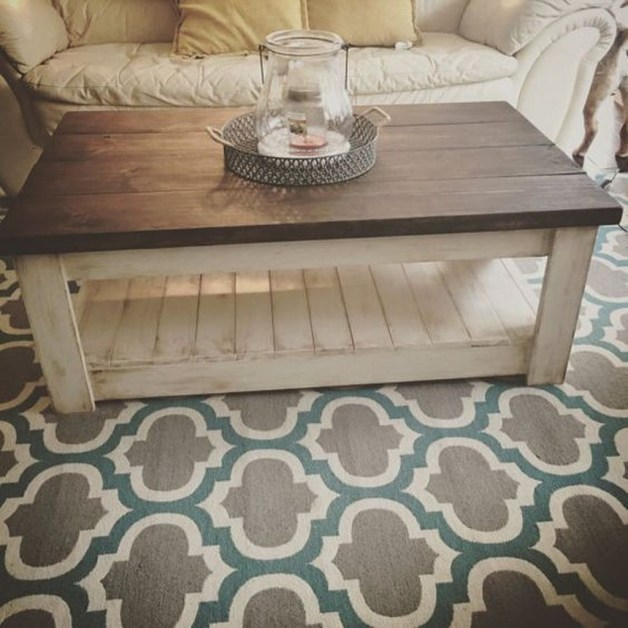 Creative Diy Coffee Table Ideas For Your Home 52