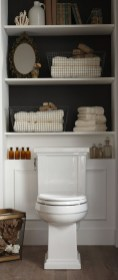 Creative Practical Bathroom Storage Design Ideas10