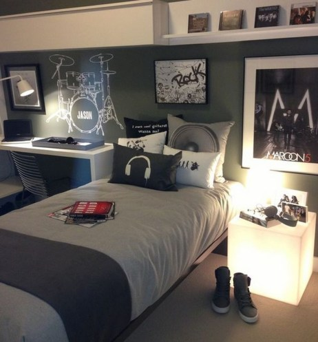 Cute Teen Room Design Ideas To Inspire You36