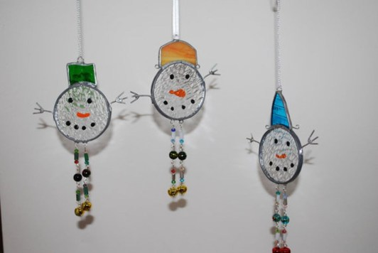 Cute Whimsical Christmas Ornaments Ideas For Your Holiday Decoration 02