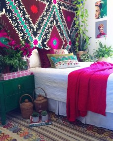 Refined Boho Chic Bedroom Design Ideas01