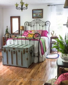Refined Boho Chic Bedroom Design Ideas02