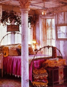 Refined Boho Chic Bedroom Design Ideas04