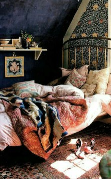 Refined Boho Chic Bedroom Design Ideas33