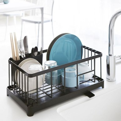 Small And Creative Dish Racks And Drainers Ideas35