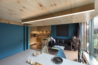 Totally Cool Tiny Apartment Loft Space Ideas 23