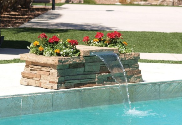 Totally Inspiring Backyard Waterfall Ideas On A Budget 07
