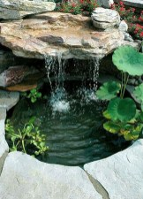 Totally Inspiring Backyard Waterfall Ideas On A Budget 31