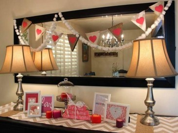 Adorable Valentines Day Party Decoration Ideas 03