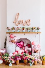 Adorable Valentines Day Party Decoration Ideas 16