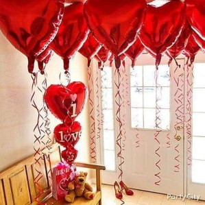 Adorable Valentines Day Party Decoration Ideas 27