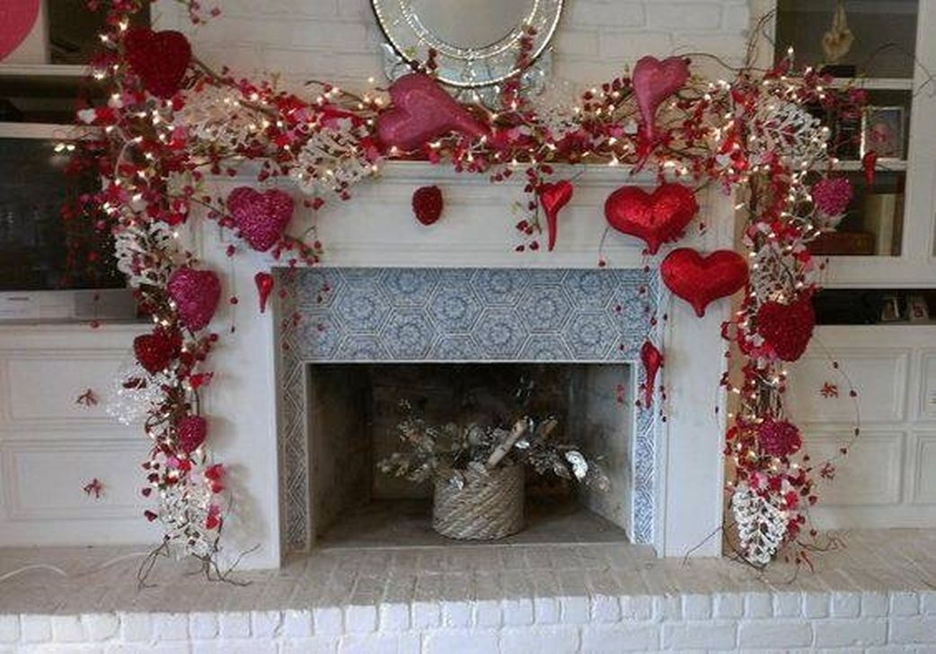 Adorable Valentines Day Party Decoration Ideas 42