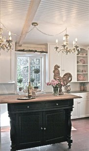 Amazing French Country Home Decoration Ideas 05