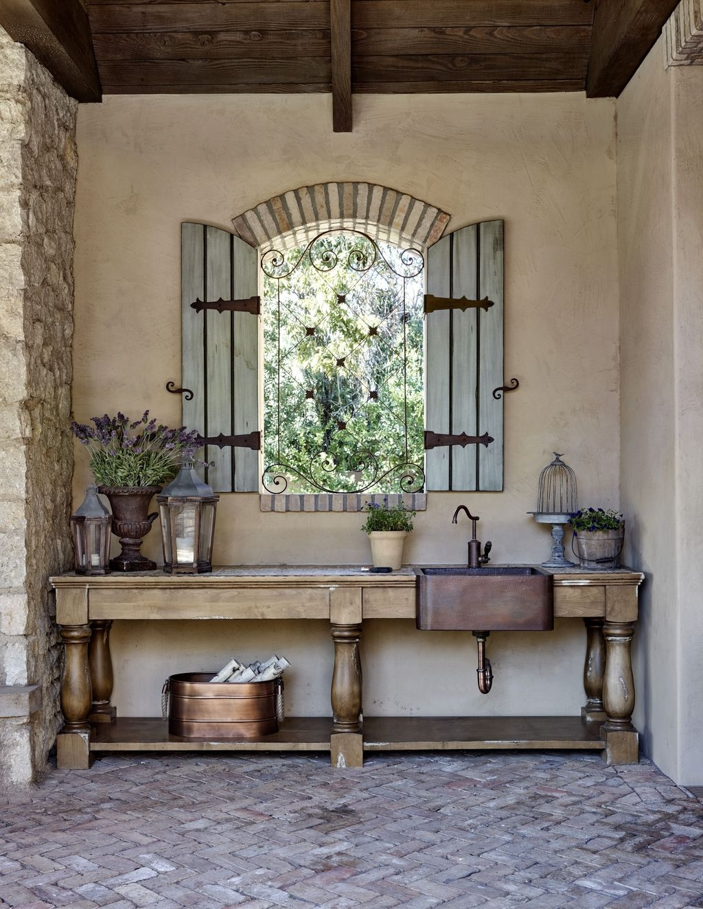 Amazing French Country Home Decoration Ideas 42