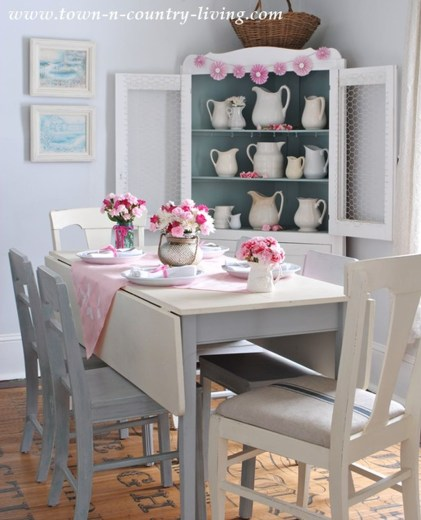 Best Ideas Decorate Dining Room Table Valentines 15
