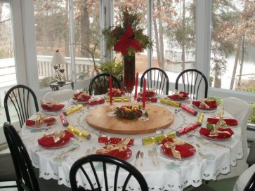 Best Ideas Decorate Dining Room Table Valentines 16