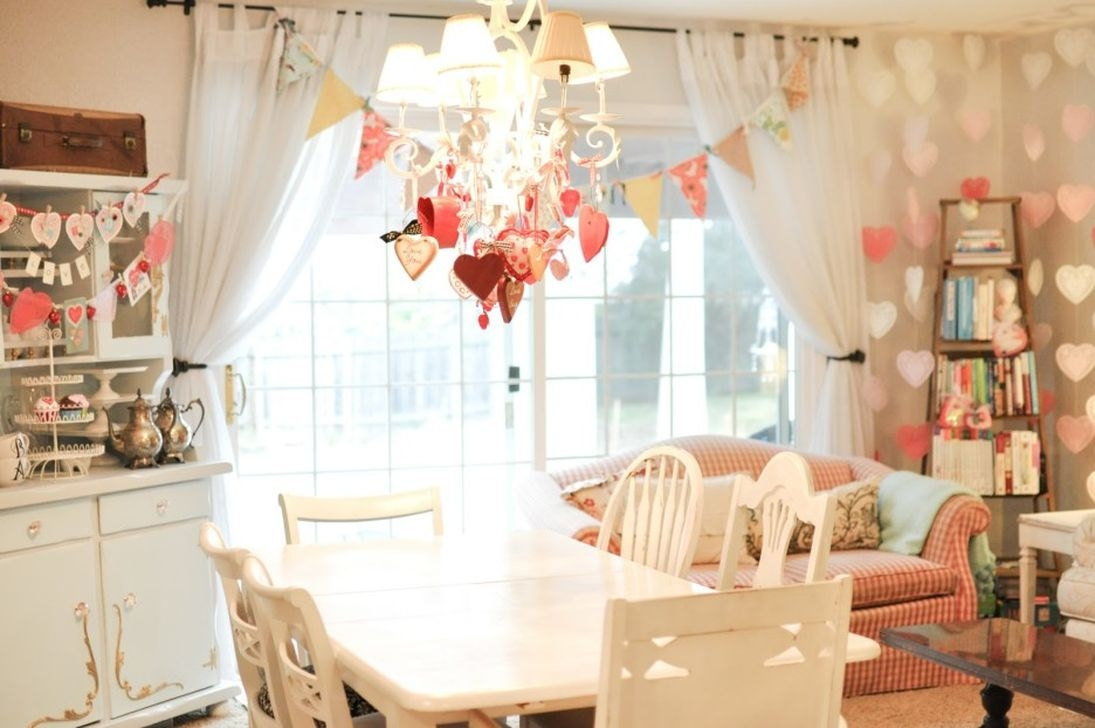 Best Ideas Decorate Dining Room Table Valentines 21
