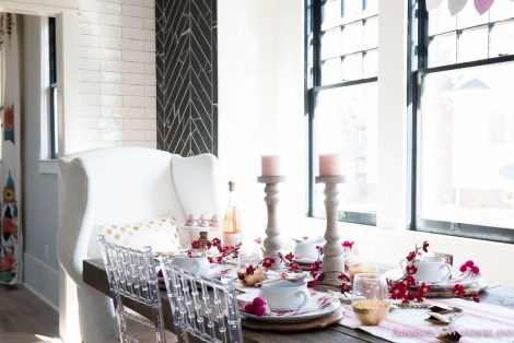 Best Ideas Decorate Dining Room Table Valentines 27