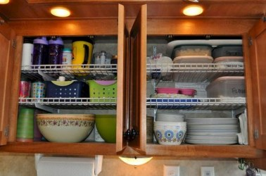 Best Travel Trailer Organization Rv Storage Hacks Remodel Ideas 12