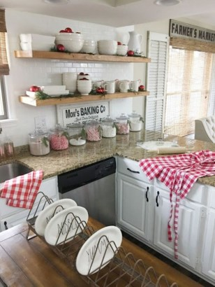Best Winter Kitchen Decoration Ideas 44