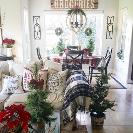 Best Winter Living Room Decoration Ideas 20