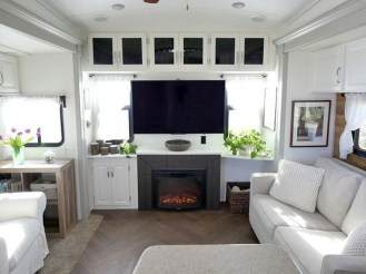 Creative Rv Camper Remodel Ideas You Will Love 30